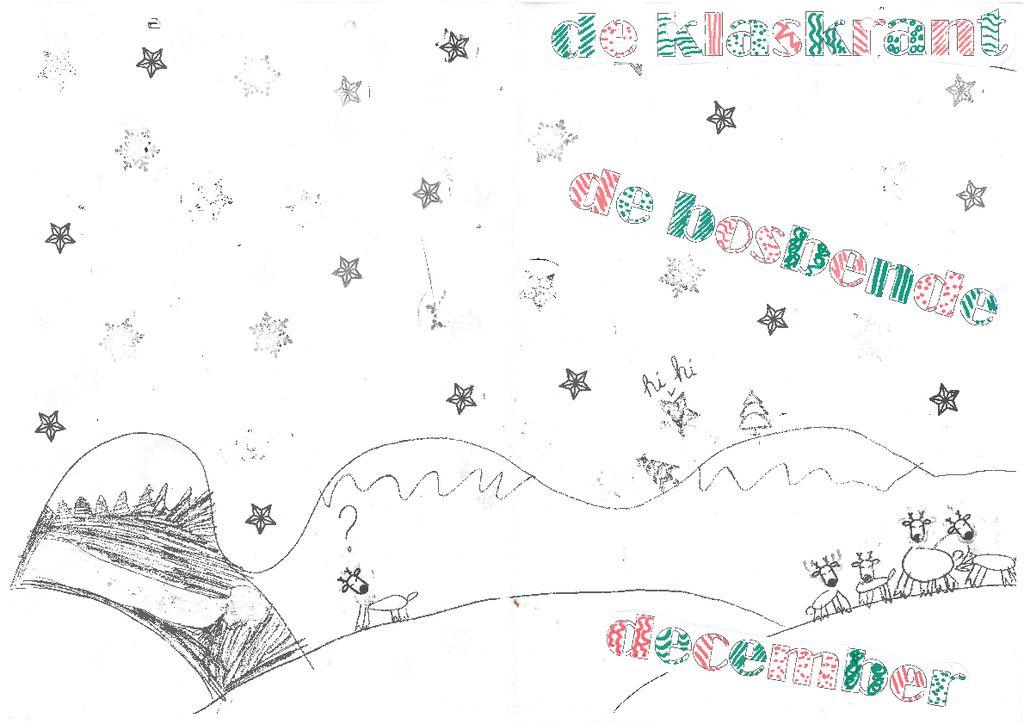 thumbnail of klaskrant bosbende december