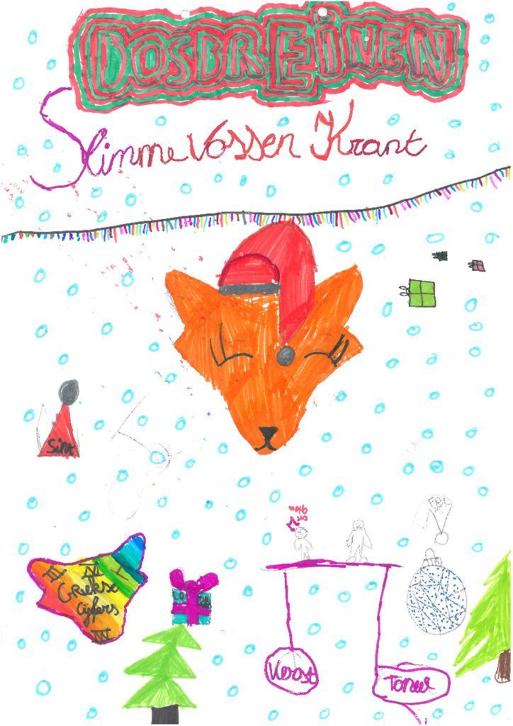 thumbnail of klaskrant slimme vossen december